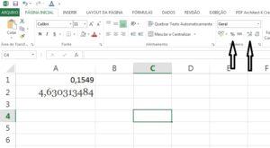 juros do cartão no Excel parte 3