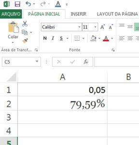juros do cartão no Excel parte 5