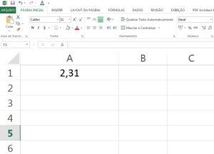 juros do cartão no Excel parte 6