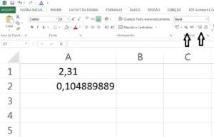 juros do cartão no Excel parte 8
