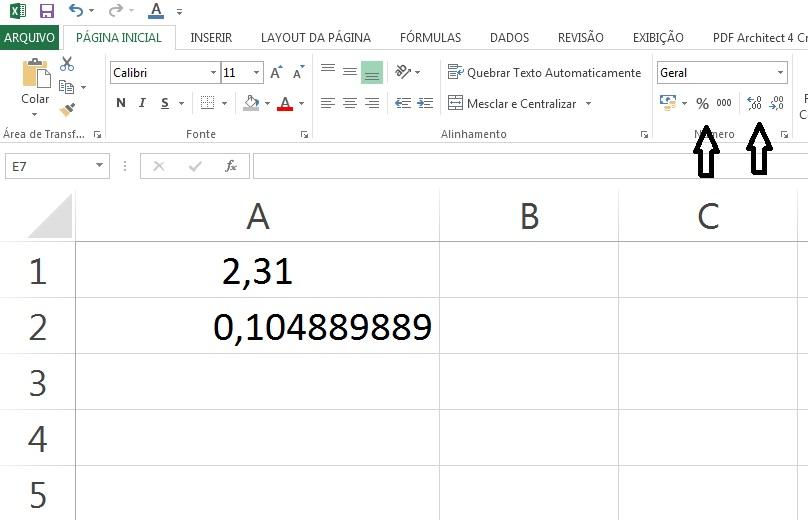 Calculadora forex excel