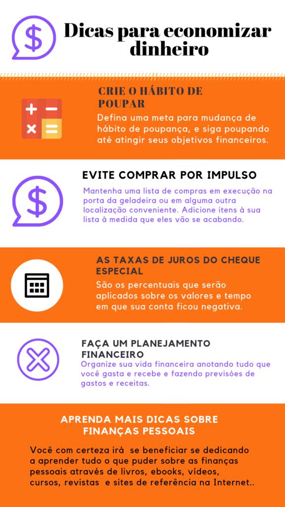 DICAS DE POUPANÇA 2019